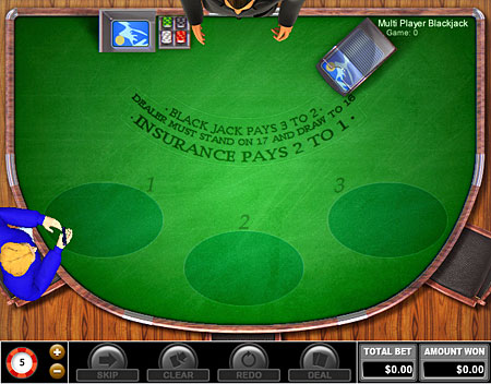 bingo cabin multiplayer blackjack online casino game